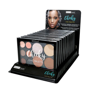 481 - CHEEKY CHIC PALETTE