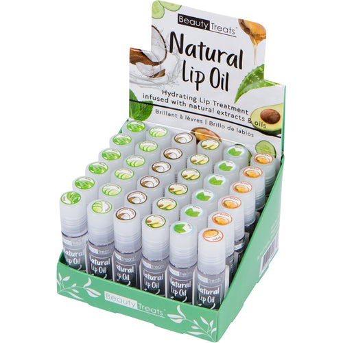 502C - NATURAL LIP OIL