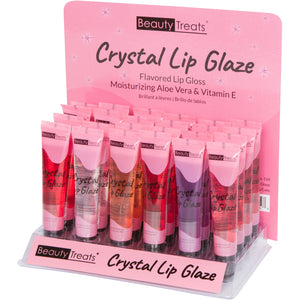 519 - CRYSTAL LIP GLAZE