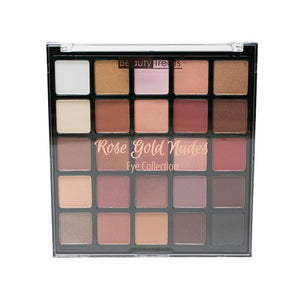 725 - ROSE GOLD NUDES EYE COLLECTION