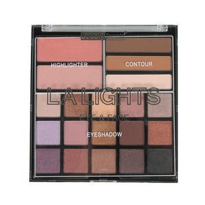 728 - LA LIGHTS EYE & FACE PALETTE