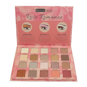 947 - ROSE ROMANCE EYESHADOW BOOKLET