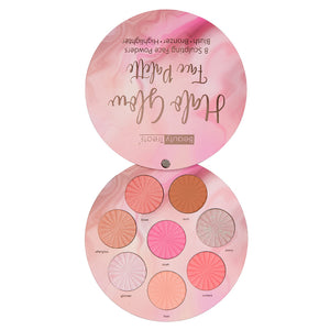 959 - HALO GLOW FACE PALETTE
