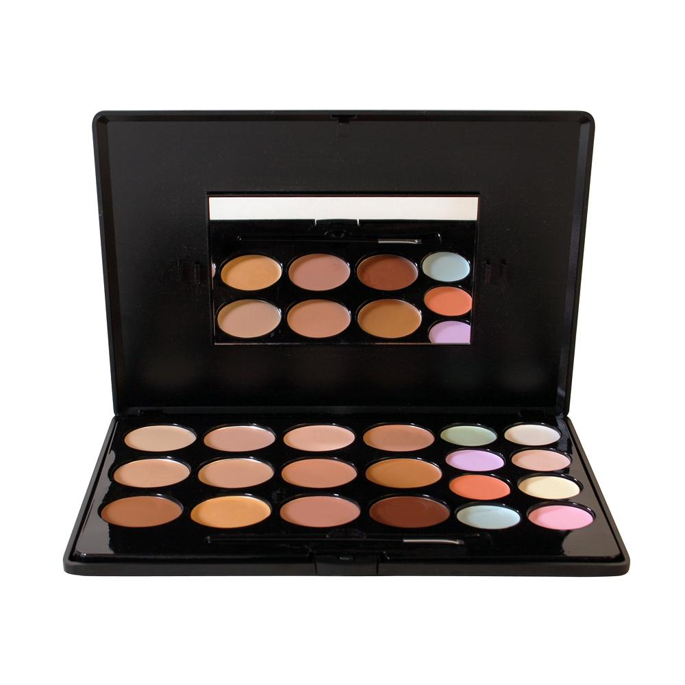986 - PROFESSIONAL CAMOUFLAGE CREAM PALETTE