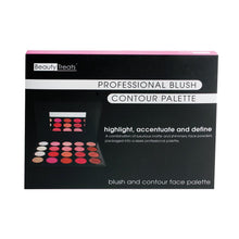 Load image into Gallery viewer, 993 - PROFESSIONAL  BLUSH  CONTOUR PALETTE