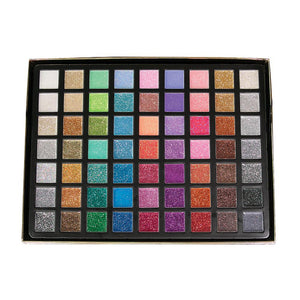 996G - EYE-CONIC GLITTER BEAUTY VAULT