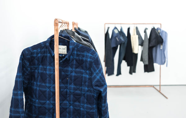 denim.lab showroom in London