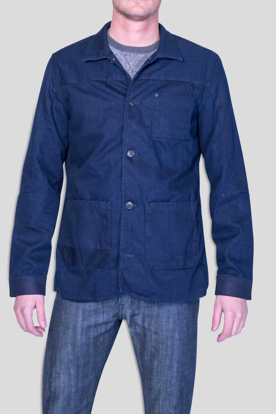 Denim.lab hunter jacket - baretta