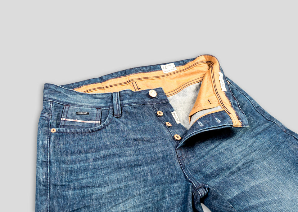 Denim.lab Regular tapered - Challenger 440  - M3