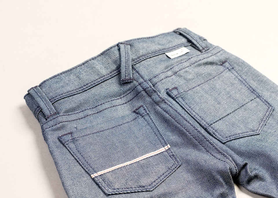 denim.lab mini.lab slim jeans - firebird 150 dry