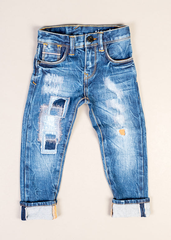 denim.lab mini.lab slim jeans - nash 150 - M5