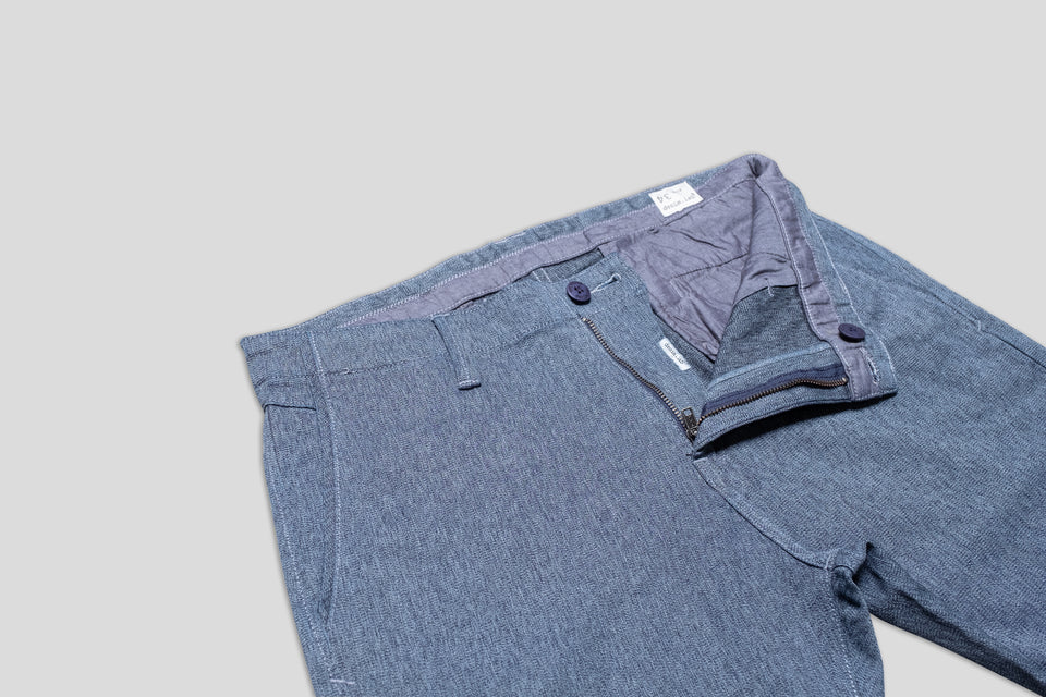 Denim.lab slim chino Bragg - M1