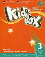 Kid's Box Level 3 Activity Book (CM 3ºAno)