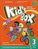 Kid's Box Level 3 Pupil's Book (CM 3ºAno)