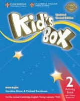 Kid's Box Level 2 Activity Book (CM 2ºAno)