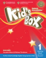 Kid's Box Level 1 Activity Book (CM 1ºAno)