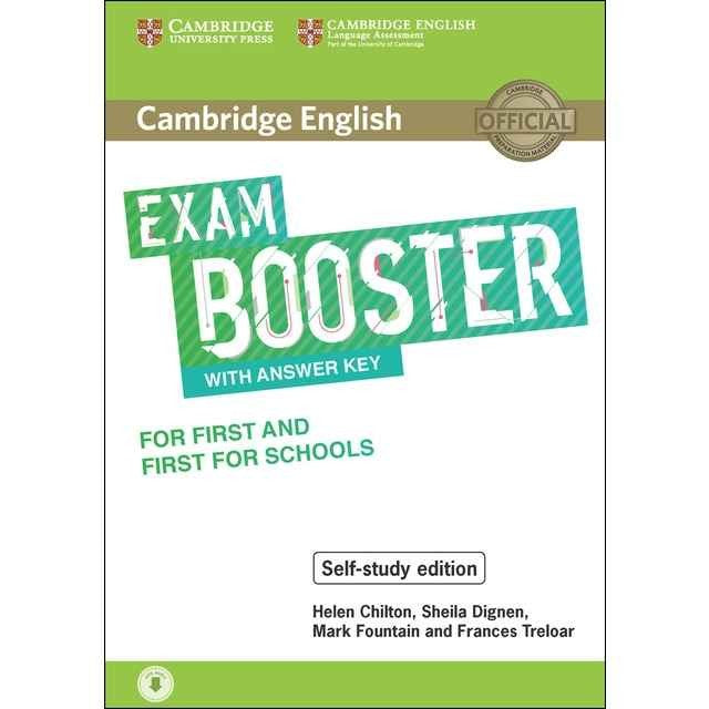 B2 First & First for schools Exam Booster