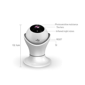 1080P Indoor Home HD Wireless Security Camera System w/ 360 Degrees Viewing