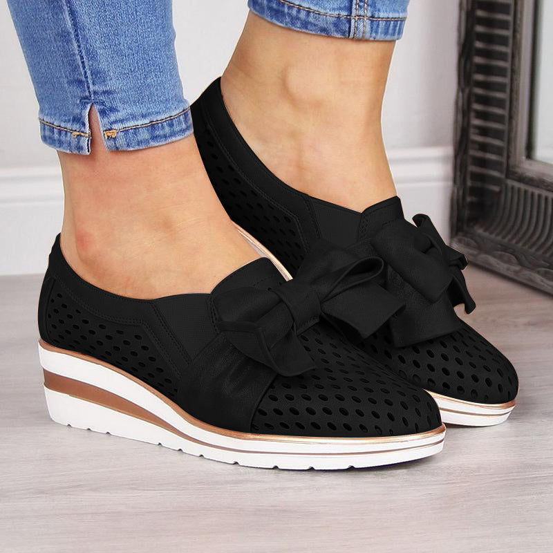 san francisco where can i buy innovative design SUMMER BOWKNOT SNEAKERS