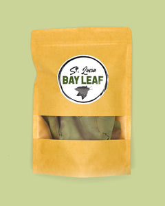 St Lucia Bay Leaf - St Lucia Sea Moss Organic Buy UK