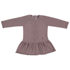 Mon Marcel Spanish Designer - Girls Chloe Designer Dress at Bloom Moda Online Children's Designer Clothes Boutique
