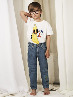Mini Rodini - Banana Tee at Bloom Moda Online Kids' Clothing Boutique