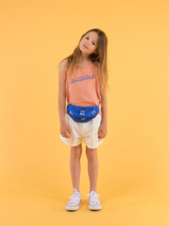 Tinycottons Bubble Yeah Crop Tank Top at Bloom Moda Online Kids' Clothing Boutique