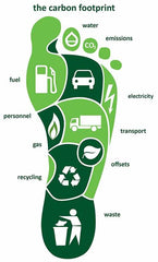 the carbon footprint breakdown