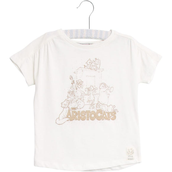 Disney Wheat Aristocats T-Shirt - Bloom Moda