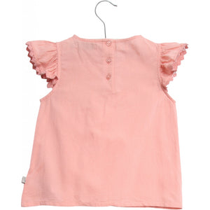Designer Kids Fashion at Bloom Moda Online Children's Boutique - Wheat Benedikte Blouse,  Blouse