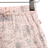 Designer Kids Fashion at Bloom Moda Online Children's Boutique - Disney Wheat Marie Shorts,  Shorts