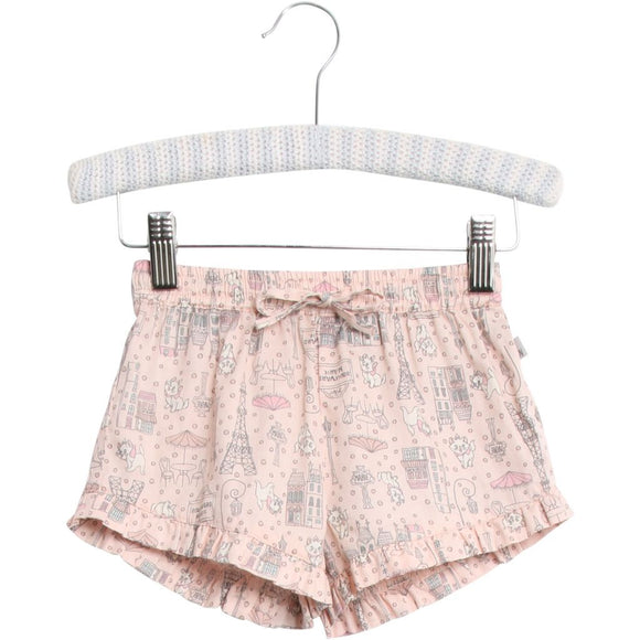 Disney Wheat Marie Shorts - Bloom Moda