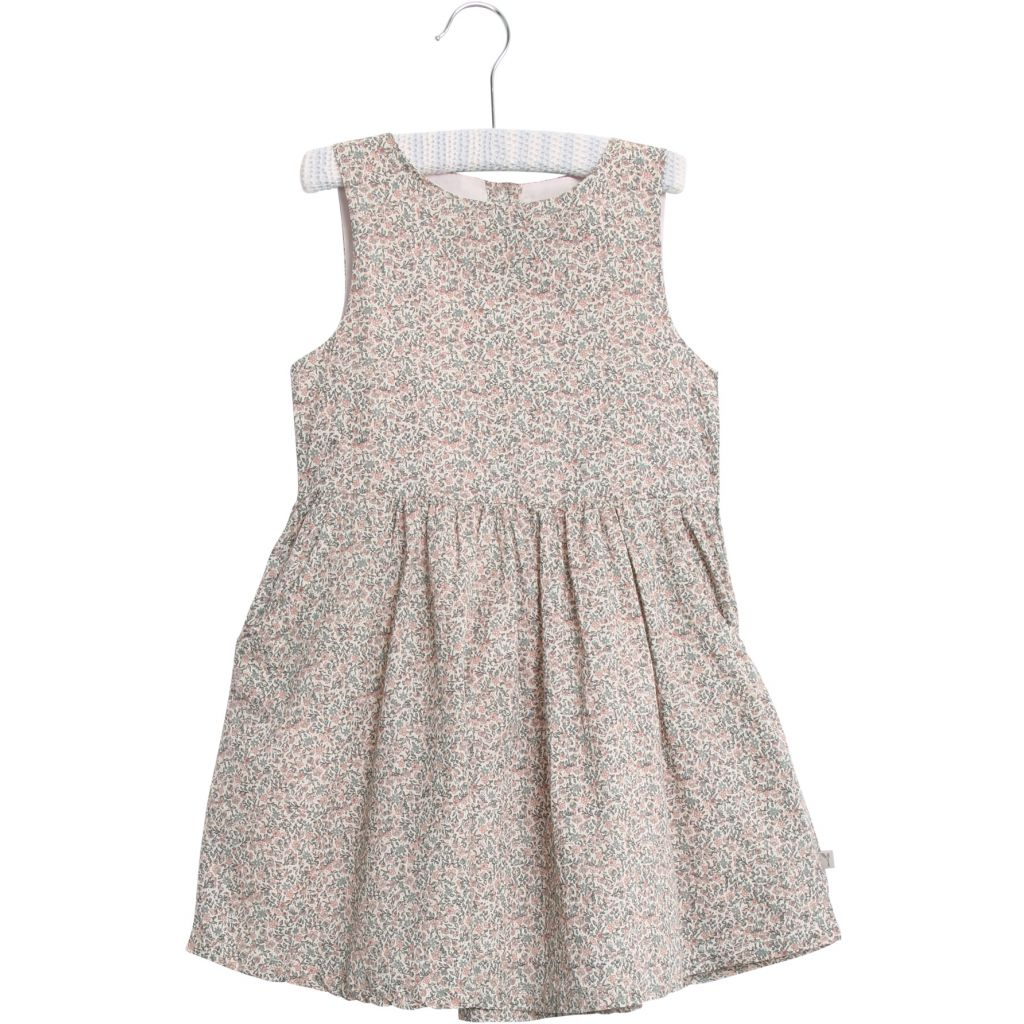 Designer Kids Fashion at Bloom Moda Online Children's Boutique - Wheat Thelma Dress,  Dress