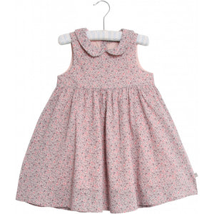 Designer Kids Fashion at Bloom Moda Online Children's Boutique - Wheat Elia Floral Dress,  Dress