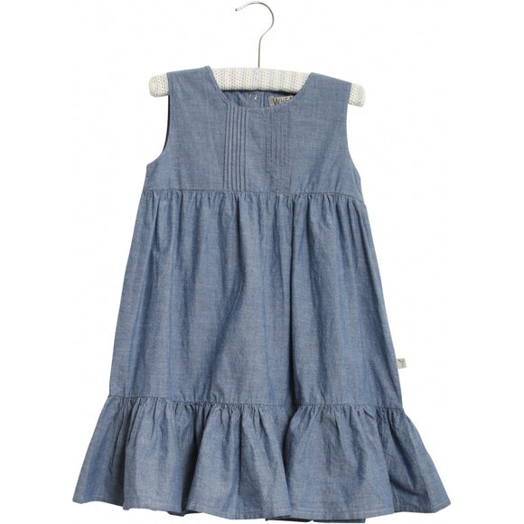 Designer Kids Fashion at Bloom Moda Online Children's Boutique - Wheat Sari Dress,  Dress