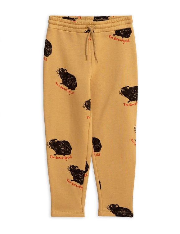 Designer Kids Fashion at Bloom Moda Online Children's Boutique - Mini Rodini Guinea Pig Sweatpants,  Pants