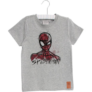 Designer Kids Fashion at Bloom Moda Online Children's Boutique - Marvel by Wheat Spiderman T-Shirt,  Shirt