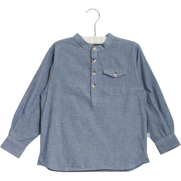 Designer Kids Fashion at Bloom Moda Online Children's Boutique - Wheat Johan Shirt,  Shirt
