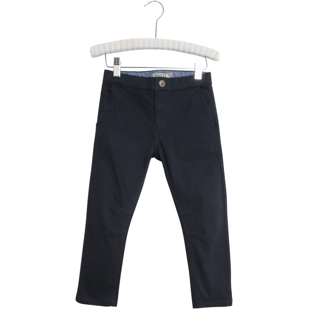 Designer Kids Fashion at Bloom Moda Online Children's Boutique - Wheat Orla Slim Trousers,  Pants