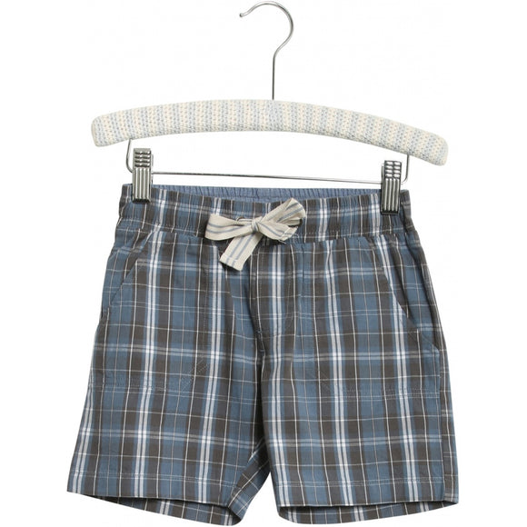 Designer Kids Fashion at Bloom Moda Online Children's Boutique - Wheat Plain Aaron Shorts,  Shorts