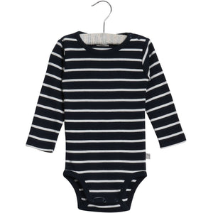 Designer Kids Fashion at Bloom Moda Online Children's Boutique - Wheat Long Sleeved Body,  Bodies