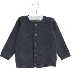 Wheat Classic Knit Cardigan - Bloom Moda