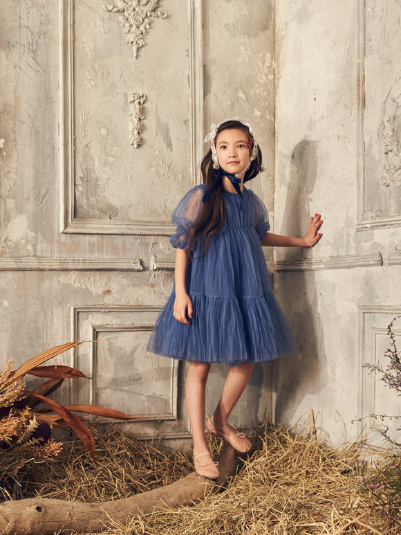 Designer Kids Fashion at Bloom Moda Online Children's Boutique - Nellystella Alice Dress,  Dress