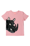 Designer Kids Fashion at Bloom Moda Online Children's Boutique - Wauw Capow by BangBang Bad Rhino T-Shirt,  Shirt