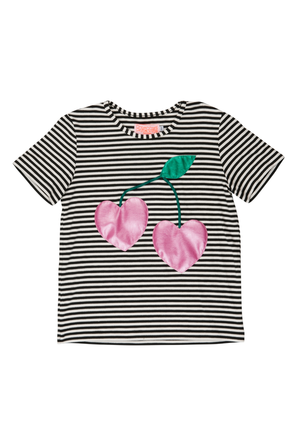 Wauw Capow by BangBang Berry Cherry Shirt - Bloom Moda