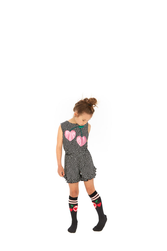 Designer Kids Fashion at Bloom Moda Online Children's Boutique - Wauw Capow by BangBang Columbia Jumpsuit,  Jumpsuit