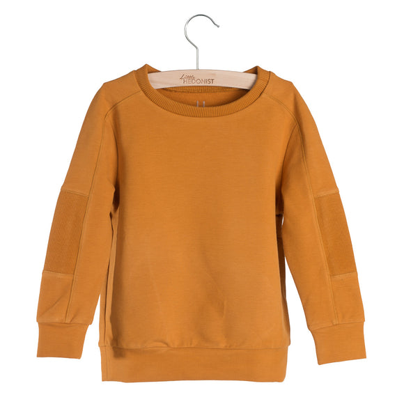 Designer Kids Fashion at Bloom Moda Online Children's Boutique - Little Hedonist Grady Sweater,  Shirt