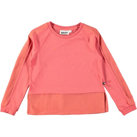 Designer Kids Fashion at Bloom Moda Online Children's Boutique - Molo Rikki Long Sleeve Blouse,  Blouse