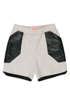 Designer Kids Fashion at Bloom Moda Online Children's Boutique - Wauw Capow by BangBang Inside Out Shorts,  Shorts