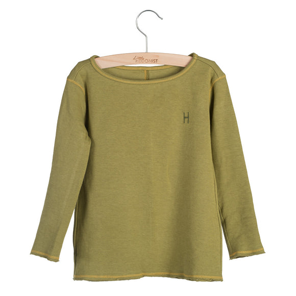 Designer Kids Fashion at Bloom Moda Online Children's Boutique - Little Hedonist Jack Shirt,  Shirt